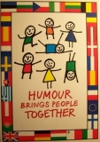 HUMOUR BRINGS PEOPLE TOGETHER - BEST JOKES FROM THE EUROPEAN UNION