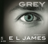 GREY (AUDIOKNIHA 2CD)