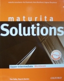 MATURITA SOLUTIONS  Edit Upper-Intermediate Work Book
