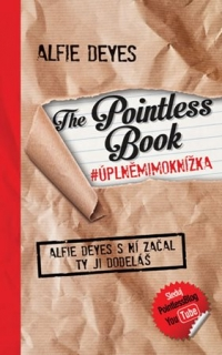 THE POINTLESS BOOK - ÚPLNĚMIMOKNÍŽKA