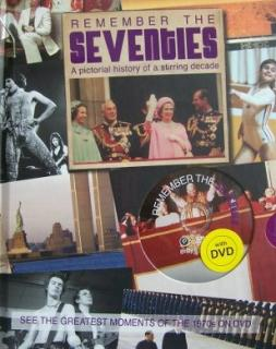REMEMBER THE SEVENTIES + DVD