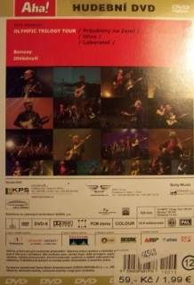 OLYMPIC : TRILOGY TOUR 2006  DVD